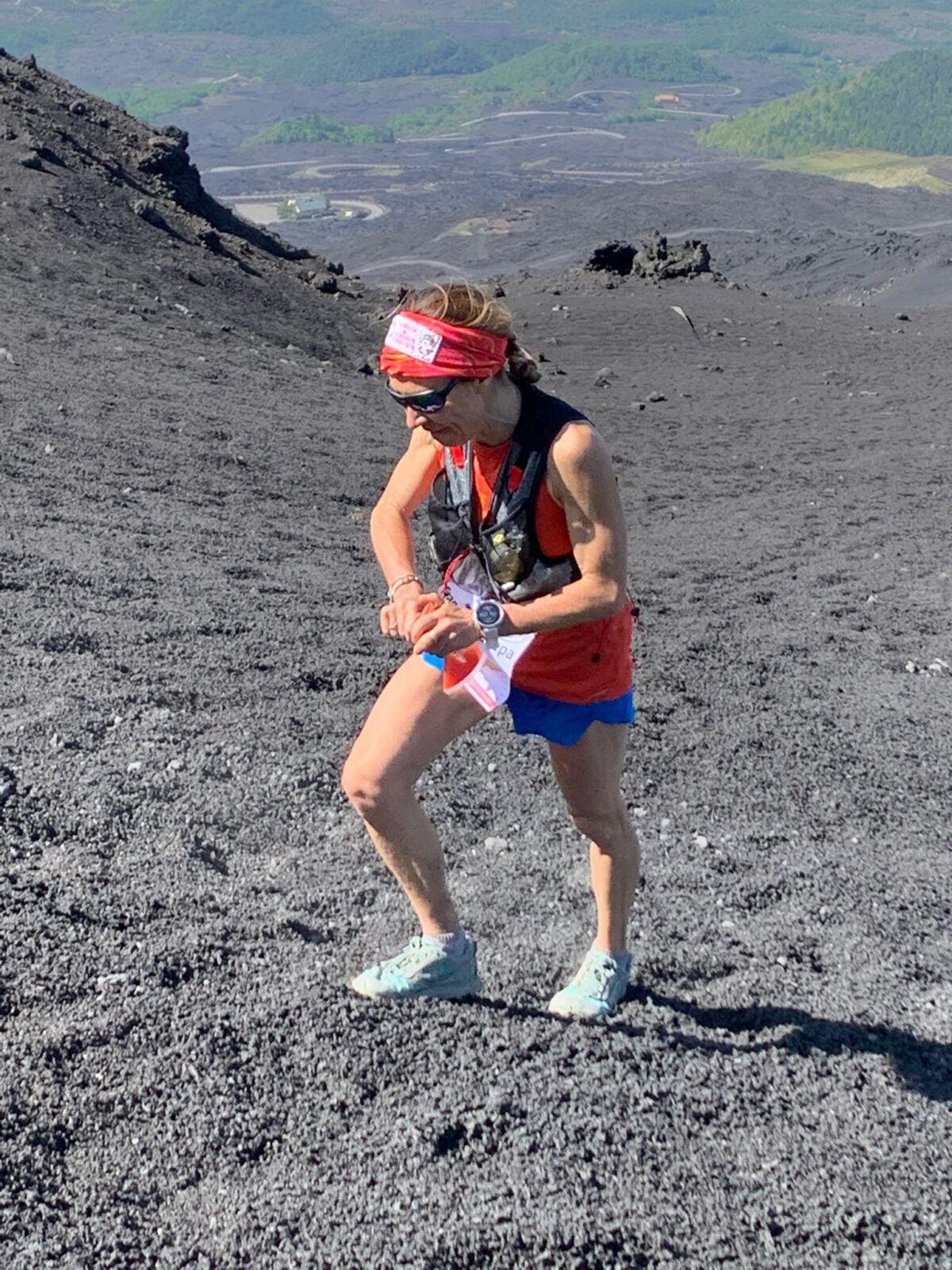 Francesca Canepa trionfa alla Eroica Nicolosi sull'Etna