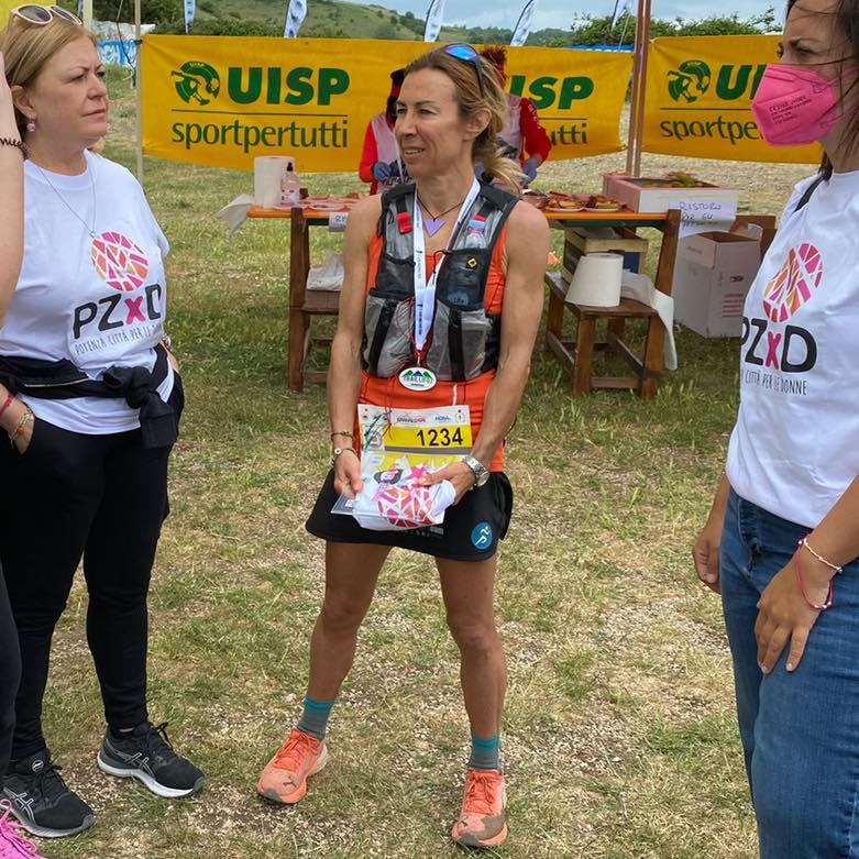 Francesca Canepa trionfa anche all' ULTRATRAIL LIFOJ